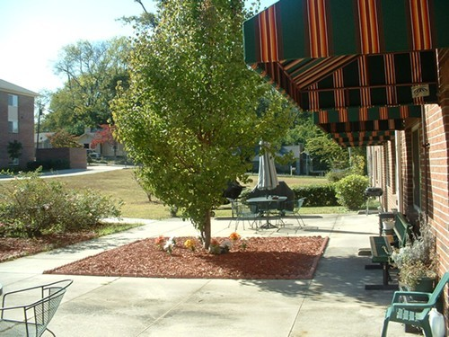 Awnings and Yards
