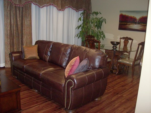 New Pilgrim Towers Couch