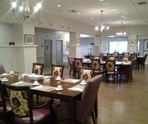 SCALF Dining Room