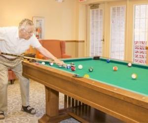 Town Village Vestavia Hills pool table