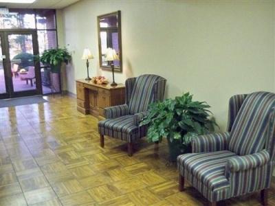 Presbyterian Towers Lobby