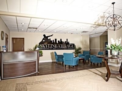 Skyline Village at Red Mountain Reception Area