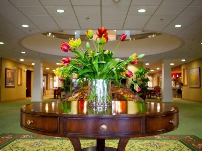 Cahaba Ridge Lobby